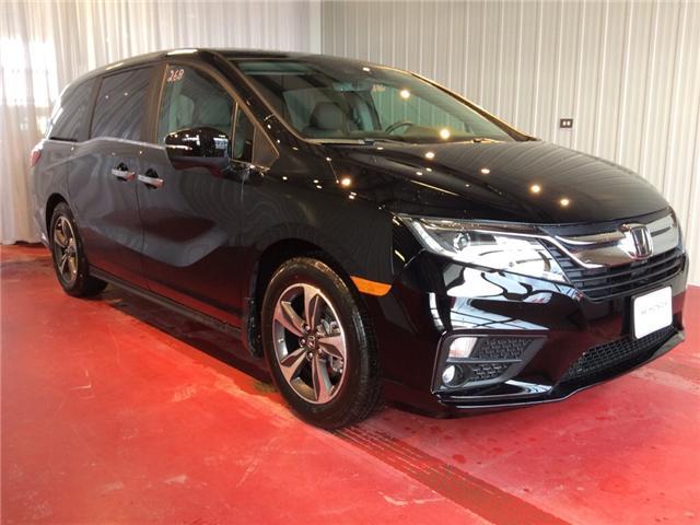2018 Honda Odyssey EX (Stk: H5822) in Sault Ste. Marie - Image 1 of 5