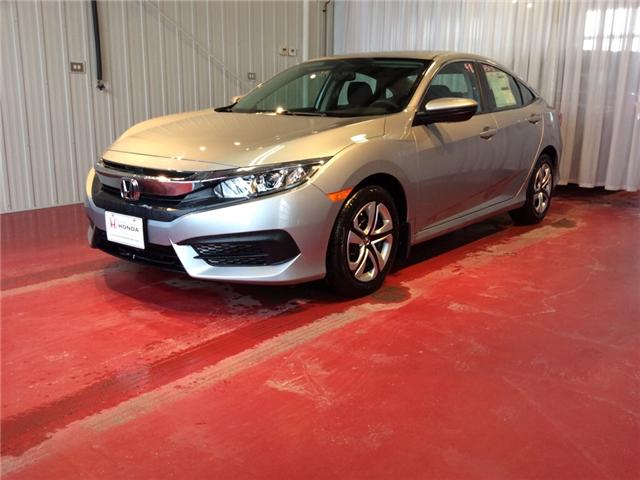 2018 Honda Civic LX (Stk: H5681) in Sault Ste. Marie - Image 2 of 5