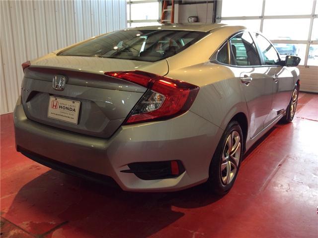 2018 Honda Civic LX (Stk: H5681) in Sault Ste. Marie - Image 4 of 5