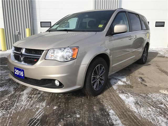2016 Dodge Grand Caravan SE/SXT (Stk: 1611381R) in Thunder Bay - Image 1 of 8
