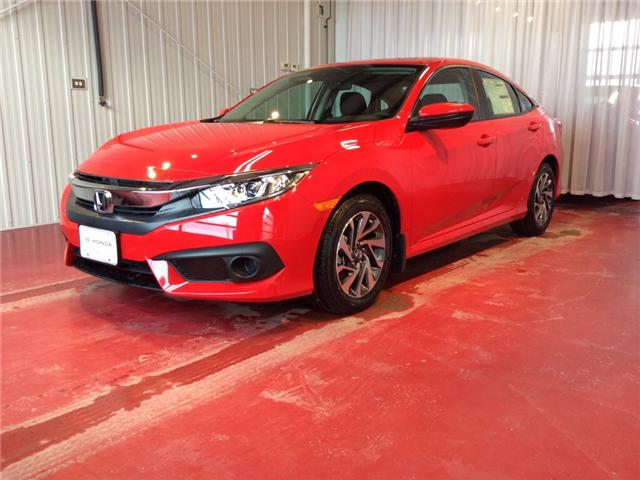 2018 Honda Civic EX (Stk: H5722) in Sault Ste. Marie - Image 2 of 4