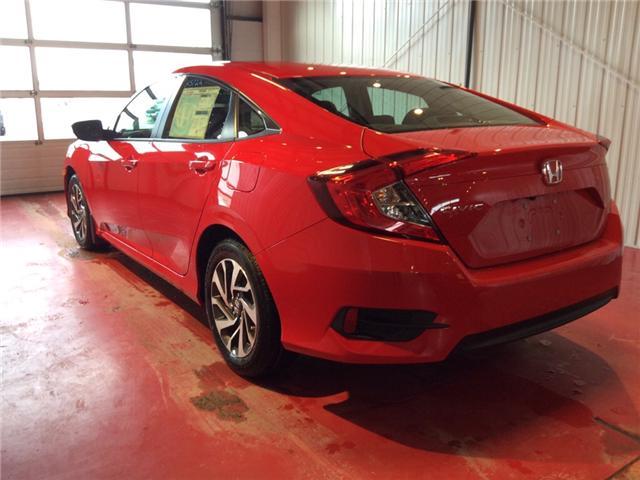2018 Honda Civic EX (Stk: H5722) in Sault Ste. Marie - Image 3 of 4