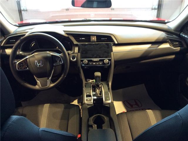 2018 Honda Civic EX (Stk: H5722) in Sault Ste. Marie - Image 4 of 4