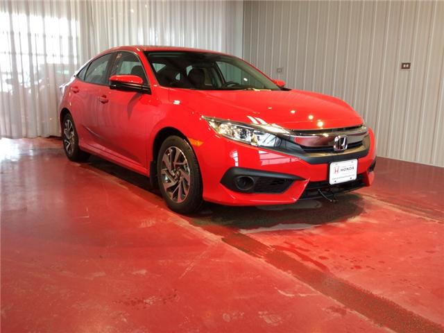2018 Honda Civic EX (Stk: H5656) in Sault Ste. Marie - Image 1 of 5