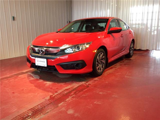2018 Honda Civic EX (Stk: H5656) in Sault Ste. Marie - Image 2 of 5