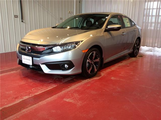 2018 Honda Civic Touring (Stk: H5723) in Sault Ste. Marie - Image 2 of 5