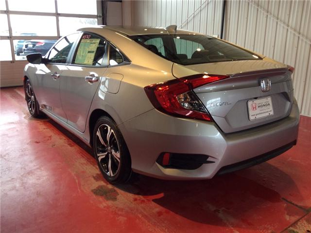 2018 Honda Civic Touring (Stk: H5723) in Sault Ste. Marie - Image 3 of 5