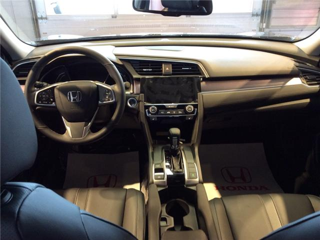 2018 Honda Civic Touring (Stk: H5734) in Sault Ste. Marie - Image 5 of 5