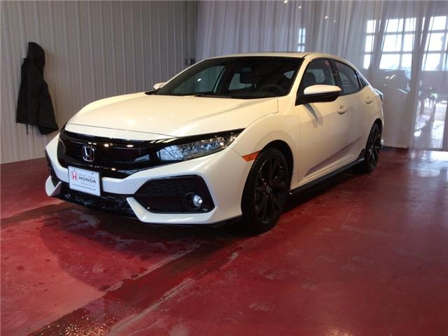 2018 Honda Civic Sport Touring (Stk: H5732) in Sault Ste. Marie - Image 2 of 5