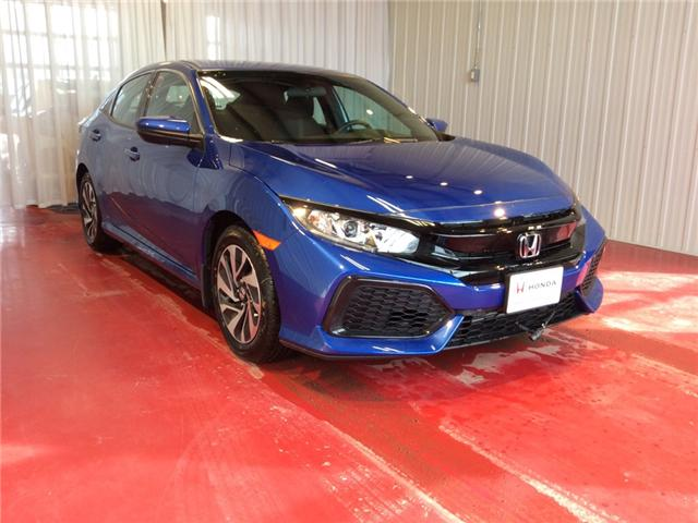 2018 Honda Civic LX (Stk: H5836) in Sault Ste. Marie - Image 1 of 5