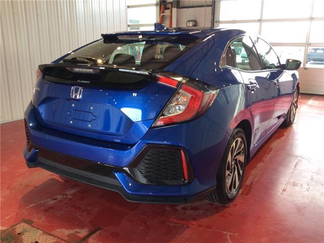 2018 Honda Civic LX (Stk: H5836) in Sault Ste. Marie - Image 4 of 5