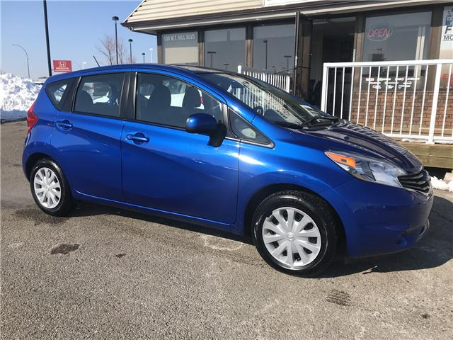 2014 Nissan Versa Note 1.6 SV (Stk: B1994A) in Lethbridge - Image 1 of 24