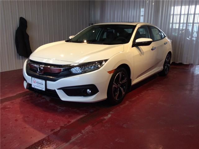 2018 Honda Civic Touring (Stk: H5733) in Sault Ste. Marie - Image 2 of 5