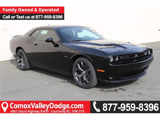 2018 Dodge Challenger R/T (Stk: H235849) in Courtenay - Image 1 of 29