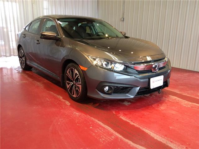 2018 Honda Civic EX-T (Stk: H5664) in Sault Ste. Marie - Image 1 of 5