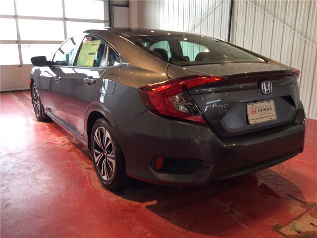 2018 Honda Civic EX-T (Stk: H5664) in Sault Ste. Marie - Image 3 of 5