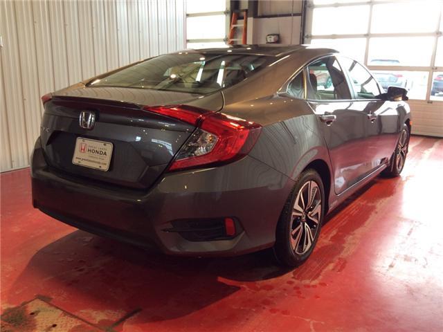 2018 Honda Civic EX-T (Stk: H5664) in Sault Ste. Marie - Image 4 of 5