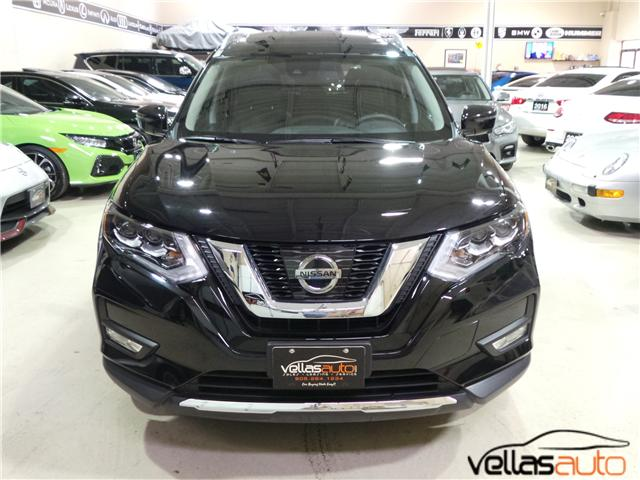2017 Nissan Rogue  (Stk: NP4923) in Vaughan - Image 2 of 25