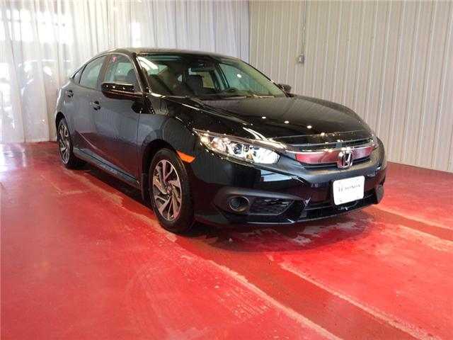 2018 Honda Civic SE (Stk: H5793) in Sault Ste. Marie - Image 1 of 6