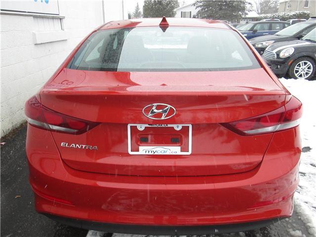 2018 Hyundai Elantra GL (Stk: 180247) in Kingston - Image 4 of 13