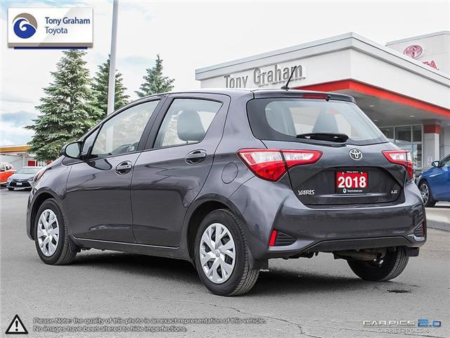 2018 Toyota Yaris LE (Stk: U8907) in Ottawa - Image 3 of 28