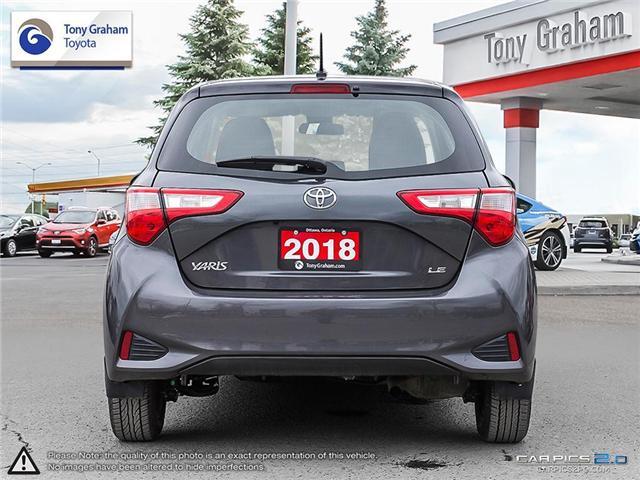 2018 Toyota Yaris LE (Stk: U8907) in Ottawa - Image 4 of 28