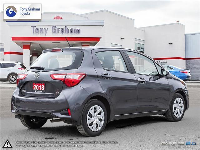 2018 Toyota Yaris LE (Stk: U8907) in Ottawa - Image 5 of 28