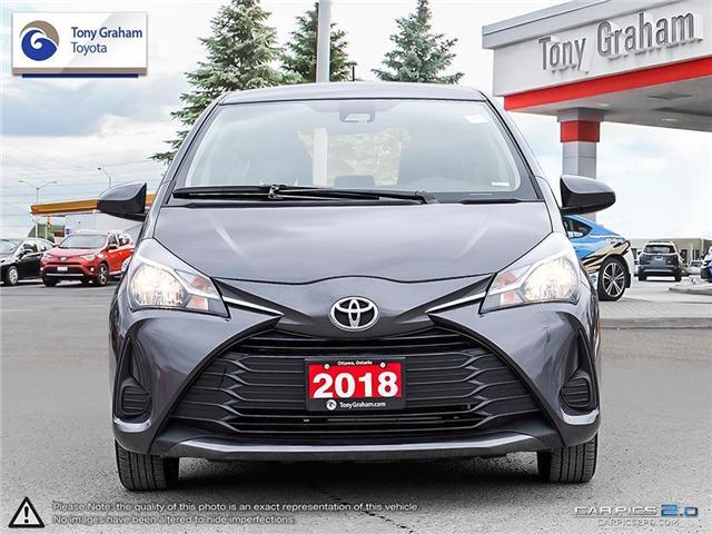 2018 Toyota Yaris LE (Stk: U8907) in Ottawa - Image 8 of 28