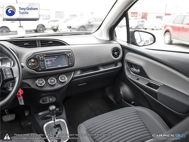 2018 Toyota Yaris LE (Stk: U8907) in Ottawa - Image 11 of 28