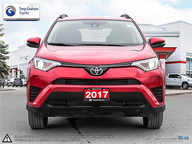 2017 Toyota RAV4 LE (Stk: U8920) in Ottawa - Image 2 of 28