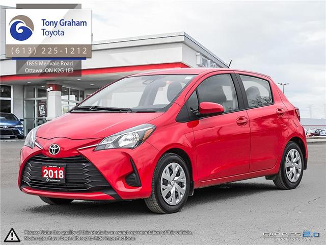 2018 Toyota Yaris LE (Stk: U8906) in Ottawa - Image 1 of 29