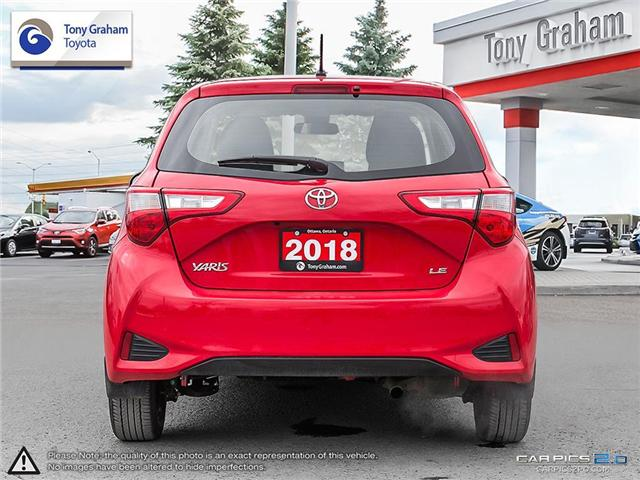 2018 Toyota Yaris LE (Stk: U8906) in Ottawa - Image 4 of 29