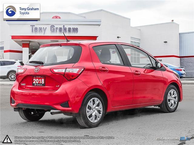 2018 Toyota Yaris LE (Stk: U8906) in Ottawa - Image 5 of 29
