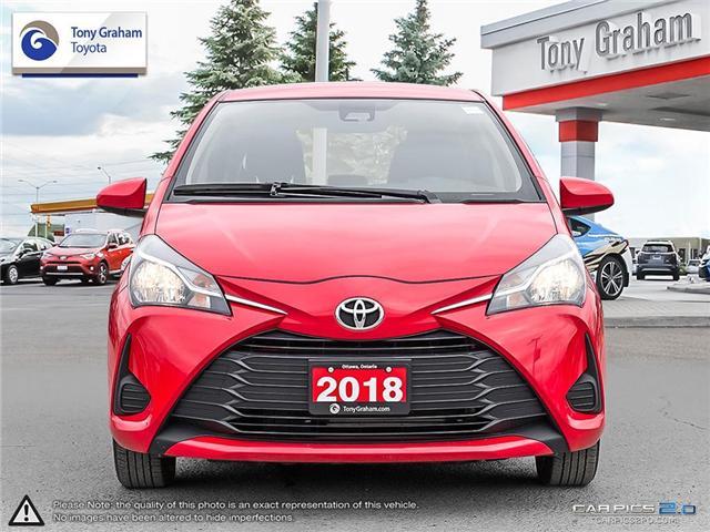 2018 Toyota Yaris LE (Stk: U8906) in Ottawa - Image 8 of 29