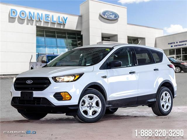 2018 Ford Escape S (Stk: DR602) in Ottawa - Image 1 of 27