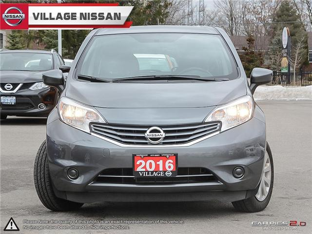 2016 Nissan Versa Note 1.6 SV (Stk: ) in Unionville - Image 2 of 25