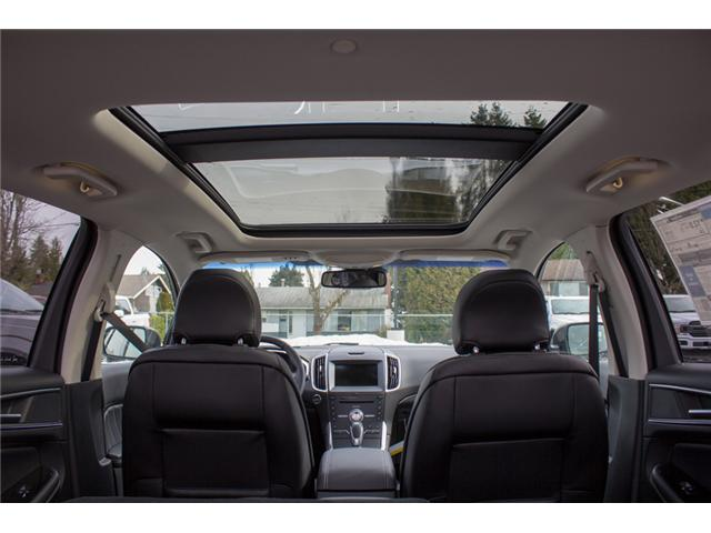 2018 Ford Edge Sport (Stk: 8ED8525) in Surrey - Image 12 of 29
