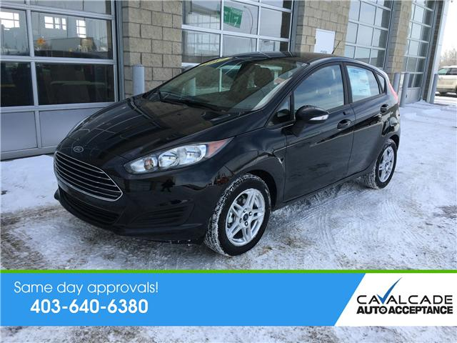 2017 Ford Fiesta SE (Stk: 58398) in Calgary - Image 1 of 19