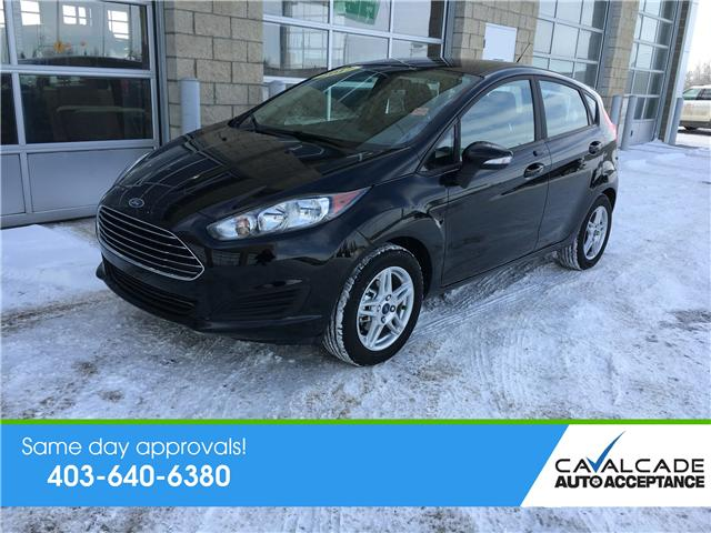 2017 Ford Fiesta SE (Stk: 58427) in Calgary - Image 1 of 19