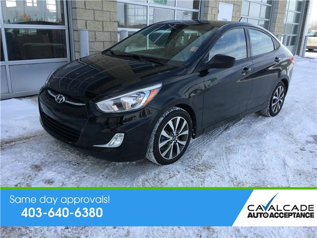 2016 Hyundai Accent GL (Stk: R58286) in Calgary - Image 1 of 20