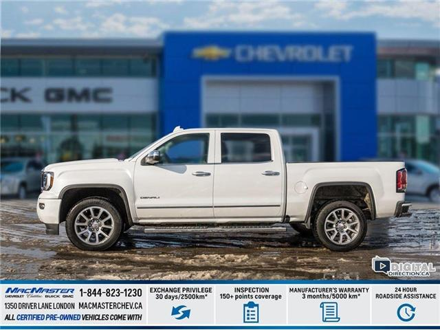 2017 GMC Sierra 1500 Denali (Stk: 80219PA) in London - Image 2 of 11