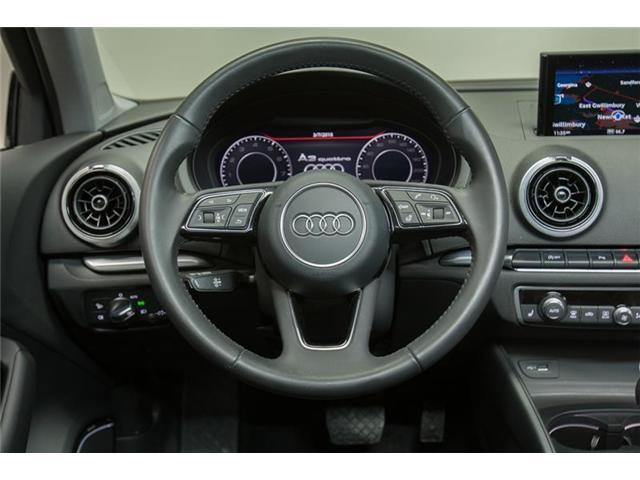 2017 Audi A3 2.0T Technik (Stk: 52707) in Newmarket - Image 12 of 19