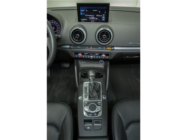 2017 Audi A3 2.0T Technik (Stk: 52707) in Newmarket - Image 14 of 19