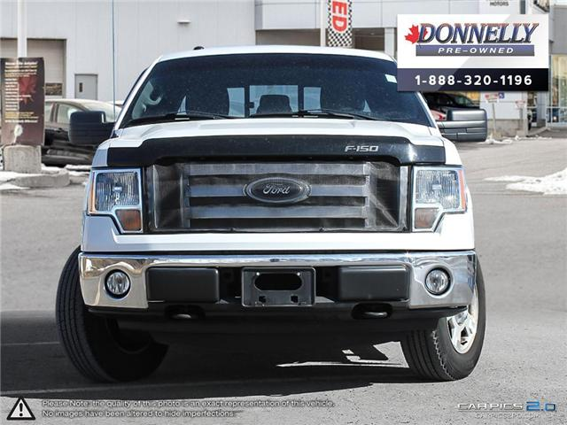 2012 Ford F-150  (Stk: CLMR40B) in Kanata - Image 2 of 28