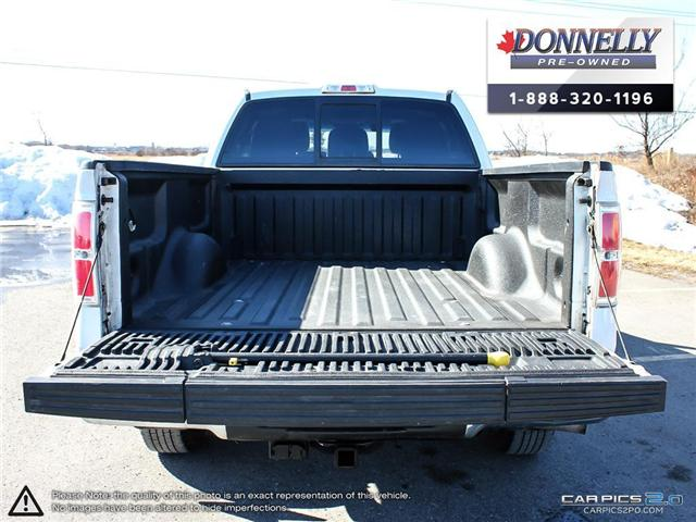 2012 Ford F-150  (Stk: CLMR40B) in Kanata - Image 11 of 28