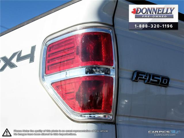 2012 Ford F-150  (Stk: CLMR40B) in Kanata - Image 12 of 28