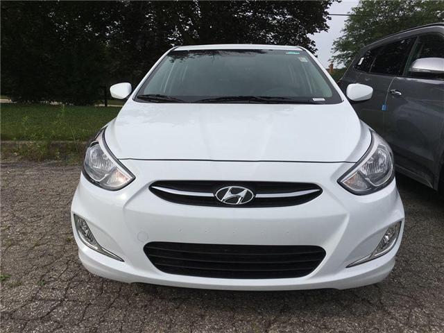 2017 Hyundai Accent SE (Stk: 56913) in Kitchener - Image 2 of 5