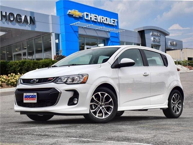 2018 Chevrolet Sonic LT Manual (Stk: 8117679) in Scarborough - Image 1 of 28