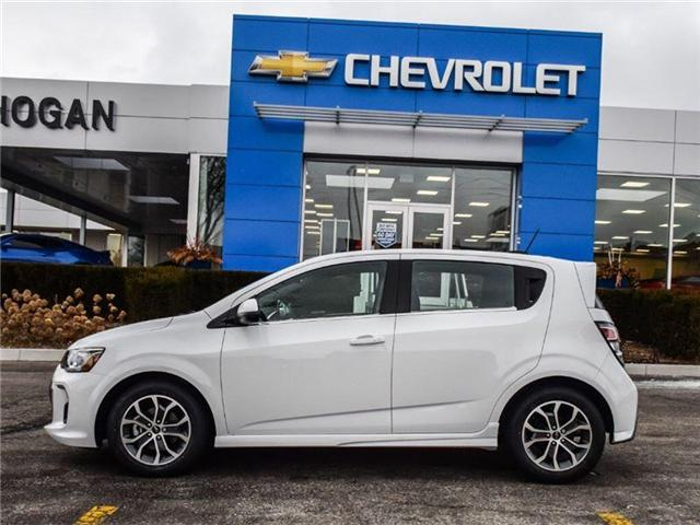 2018 Chevrolet Sonic LT Manual (Stk: 8117679) in Scarborough - Image 2 of 28