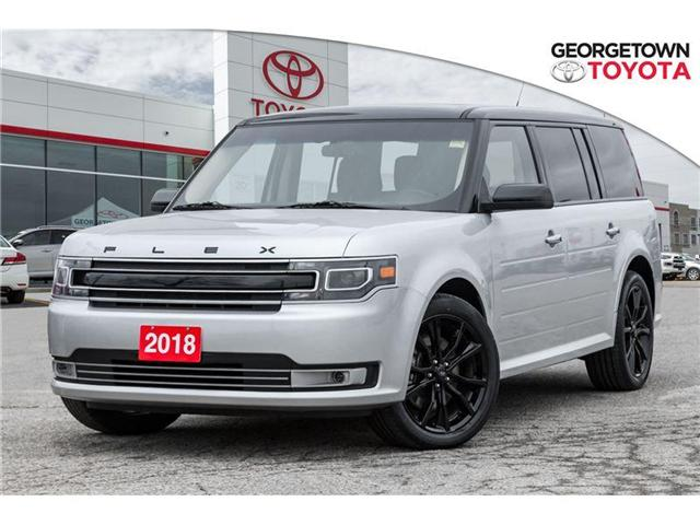 2018 Ford Flex Limited (Stk: 18-00244) in Georgetown - Image 1 of 22